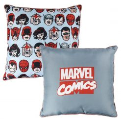 Cojín Marvel Comics Premium Producto con licencia oficial Marca MARVEL Medida 40 x 40 cm Mejor calidad a bajo precio