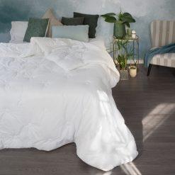 Relleno nórdico ATLANTIC SANEX de fibra para cama de 90, 105, 135/140, 150/160 cm Gramaje de 400 gr Mejor calidad a bajo precio