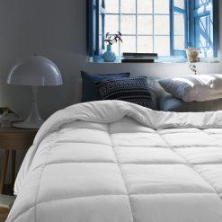 Relleno nórdico modelo CALIFORNIA para cama de 90 cmRelleno 100 % poliéster Nivel térmico alto Gran calidad a bajo precio