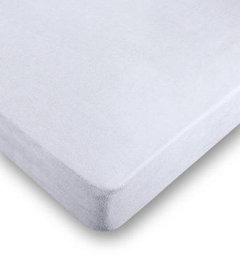 Protector Colchón BRISSA Transpirable e impermeable Antiácaros Medida 80/90/105/120/135/150 cm100% Algodón Mejor calidad a bajo precio