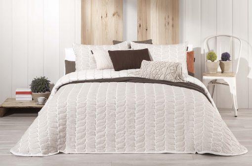 Colcha Modelo TRIGO de gama alta Para cama de 150 cm de anchura Medida del producto 250 x 260 cm Mejor calidad a bajo precio