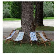 Colecciones para exterior, tejidos para jardín