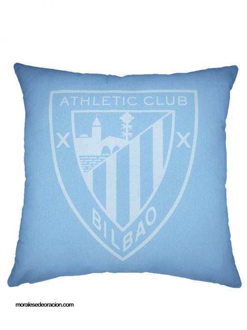Cojín fútbol Athletic club Bilbao escudo Producto con licencia oficial del ATHLETIC CLUB Medida 50 x 50 cm Mejor calidad a bajo precio