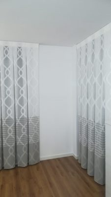 cortinas a fuelles