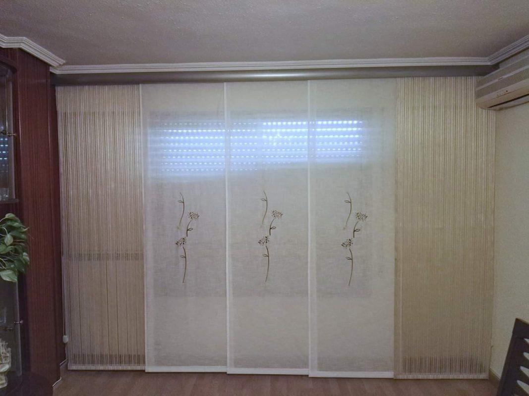 panel japonés de 5 vías