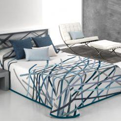 COLCHA modelo BASTIAN de gama alta Para cama de 90 cm de anchura Medida del producto 190 x 270 cm Mejor calidad a bajo precio