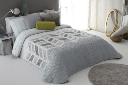COLCHA modelo CASH de gama alta Para cama de 150 cm de anchura Medida del producto 250 x 270 cm Mejor calidad a bajo precio