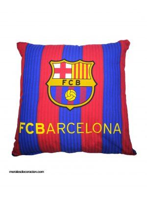 Cojín FC Barcelona reverso