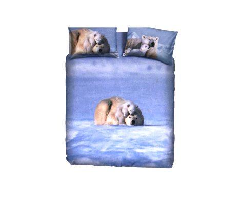 Funda nórdica Polar Love de bassetti para cama de 90 cm de 3 piezas 100% algodón Alta calidad a bajo precio